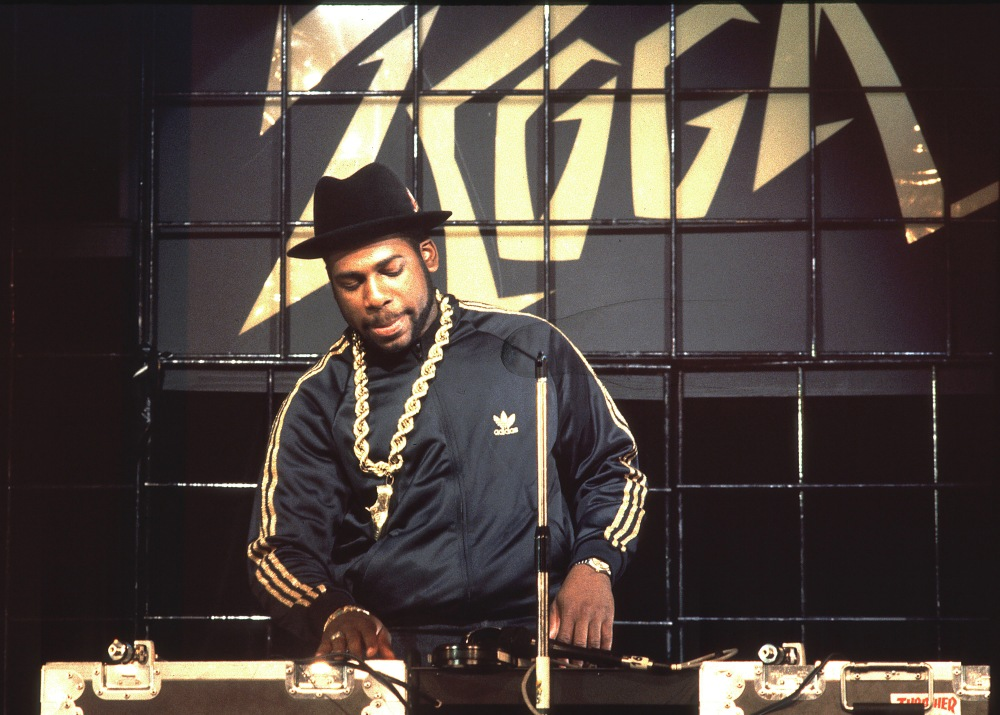 Jam Master Jay & Run DMC File Photos