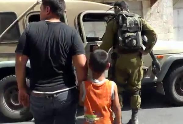 Territori: Ong, bambino palestinese 5 anni fermato per 2 ore