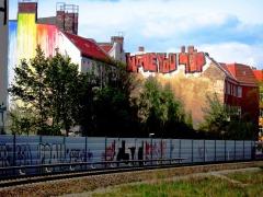 7UP graffiti writer