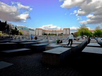 Holocaust-Mahnmal - Mitte