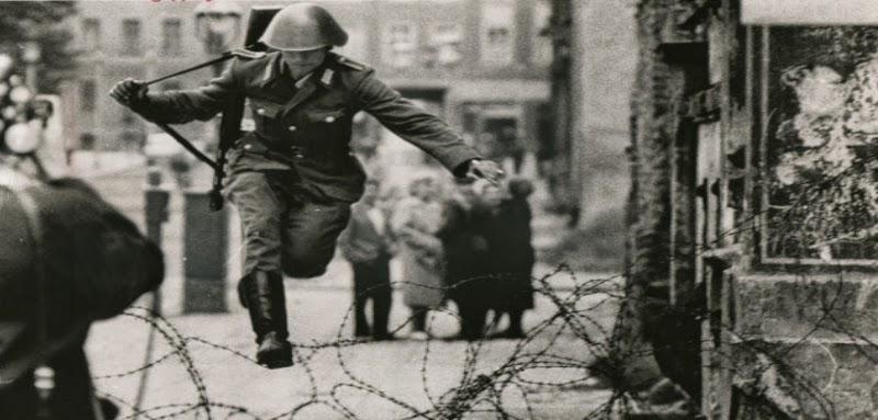 La guardia di frontiera Conrad Schumann