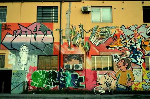Secse + Hemo (BGM - Bergamo) - Meeting Of Styles