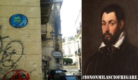 """Cerchia di Jacopo Tintoretto """"Ritratto maschile"""""""