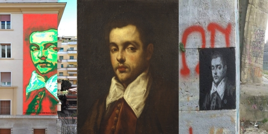 """Domenico Tintoretto, """"Ritratto di Marco Pasqualigo"""""""